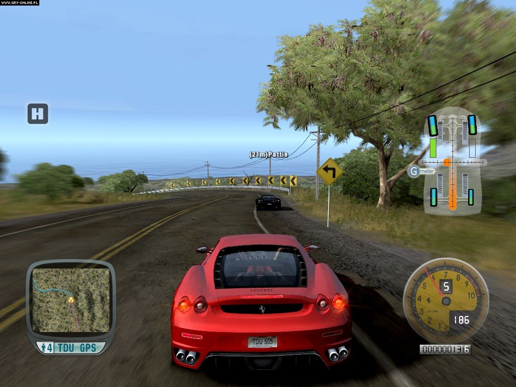 скачать бесплатно игру Test Drive Unlimited через торрент бесплатно - фото 3