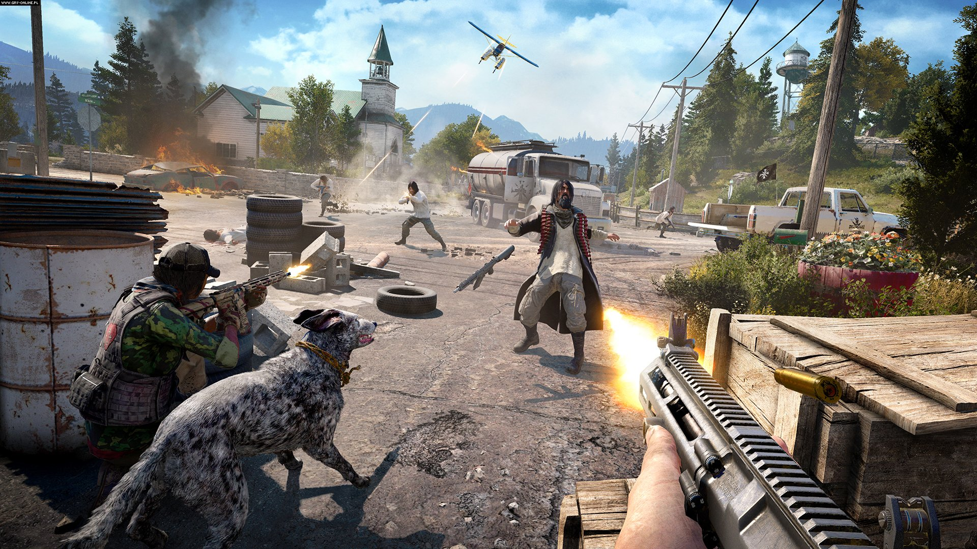 Far Cry 5 PC, PS4, XONE Games Image 19/20, Ubisoft