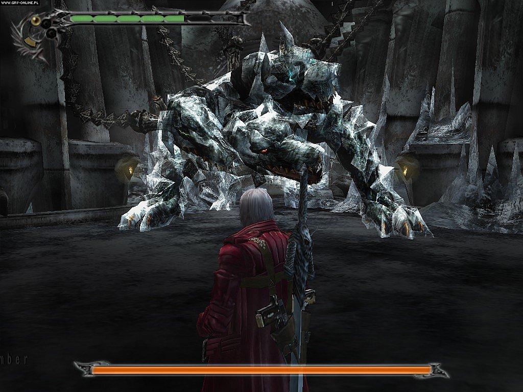 Download Game Devil May Cry 3 Dante's Awakening PC