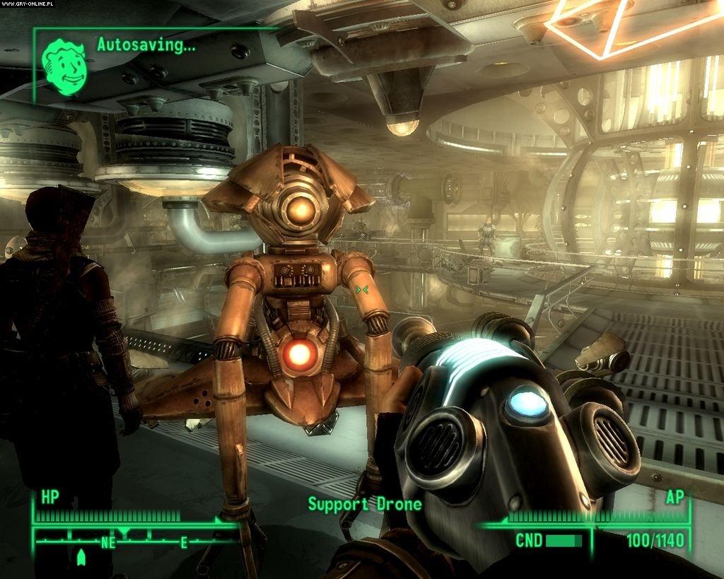 Fallout 3 Mothership Zeta PC Games Image 2 67 Bethesda Softworks
