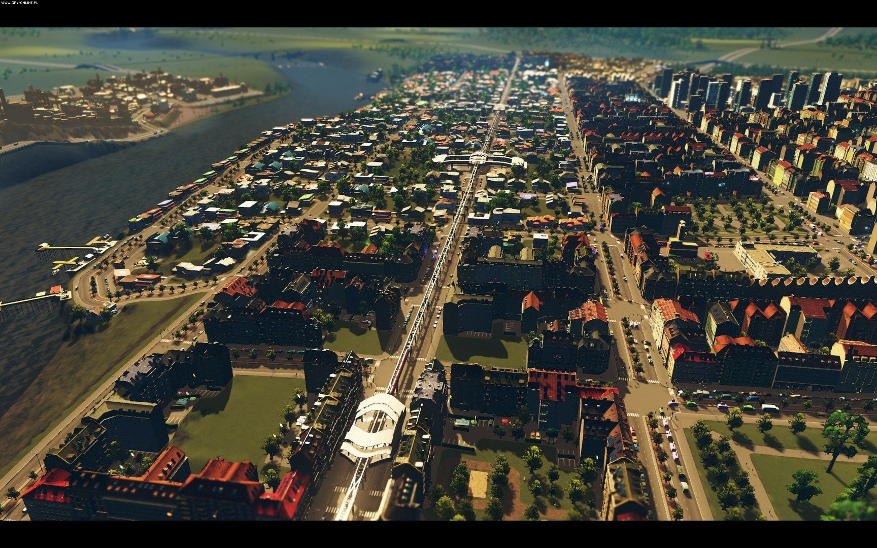 Cities: Skylines - Mass Transit PC Games Image 2/11, Colossal Order, Paradox Interactive