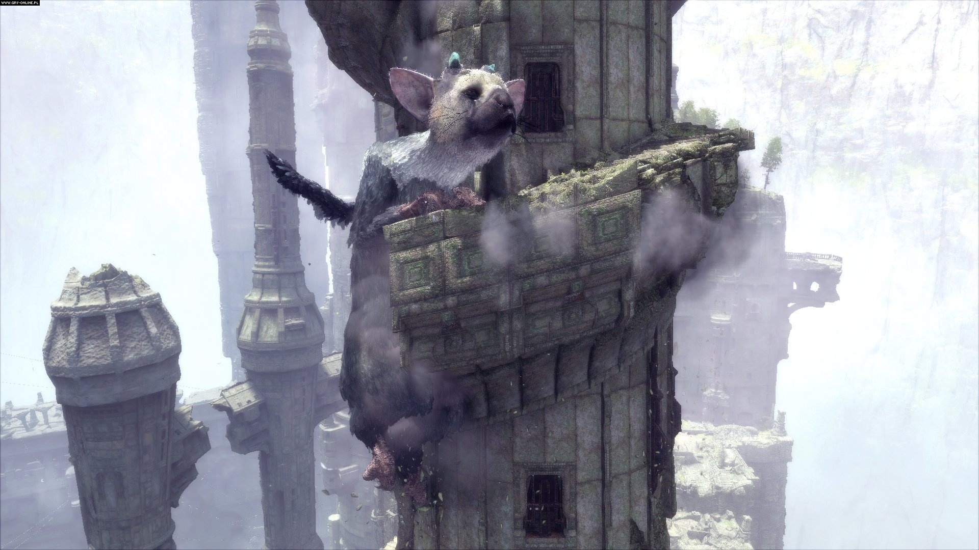 The Last Guardian PS4 Games Image 5/52, Sony Interactive Entertainment