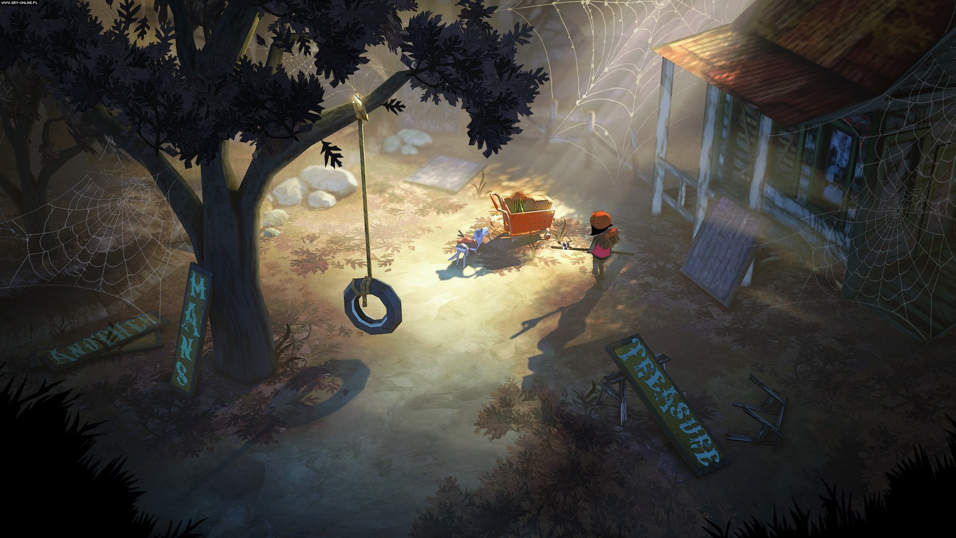 The Flame in the Flood PC, PS4, XONE, Switch Games Image 24/24, The Molasses Flood