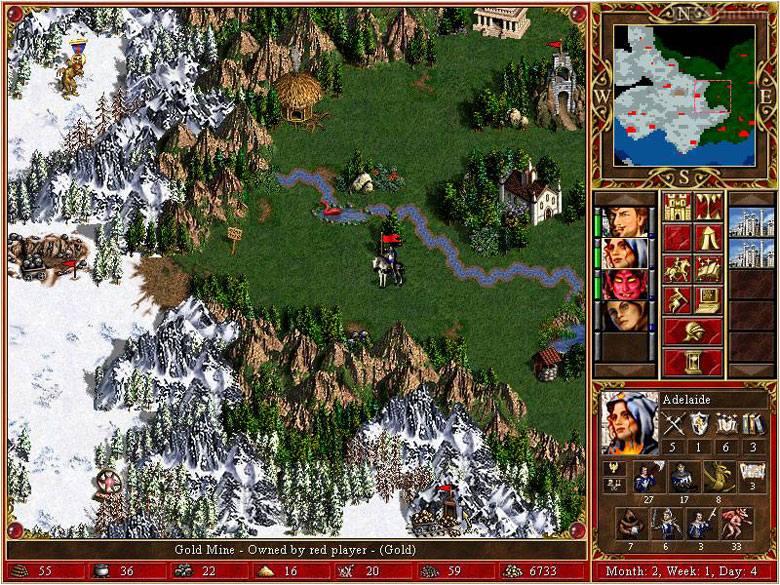 Heroes of Might & Magic III + WSZYSTKIE DODATKI   PE�NA POLSKA WERSJA J�ZYKOWA