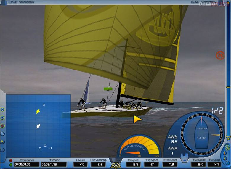 virtual skipper 2
