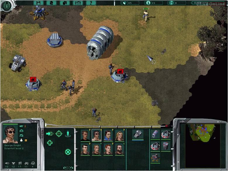 скачать игру Original War - фото 9