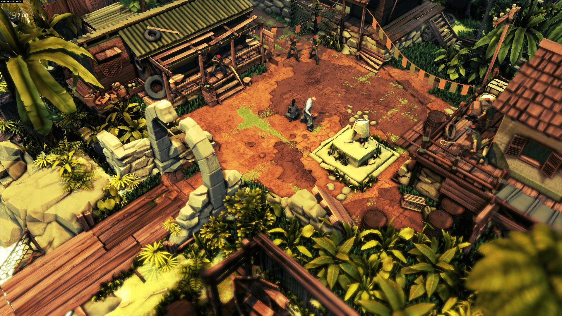 Jagged Alliance: Rage! PC, PS4, XONE Games Image 5/9, HandyGames, THQ Nordic / Nordic Games