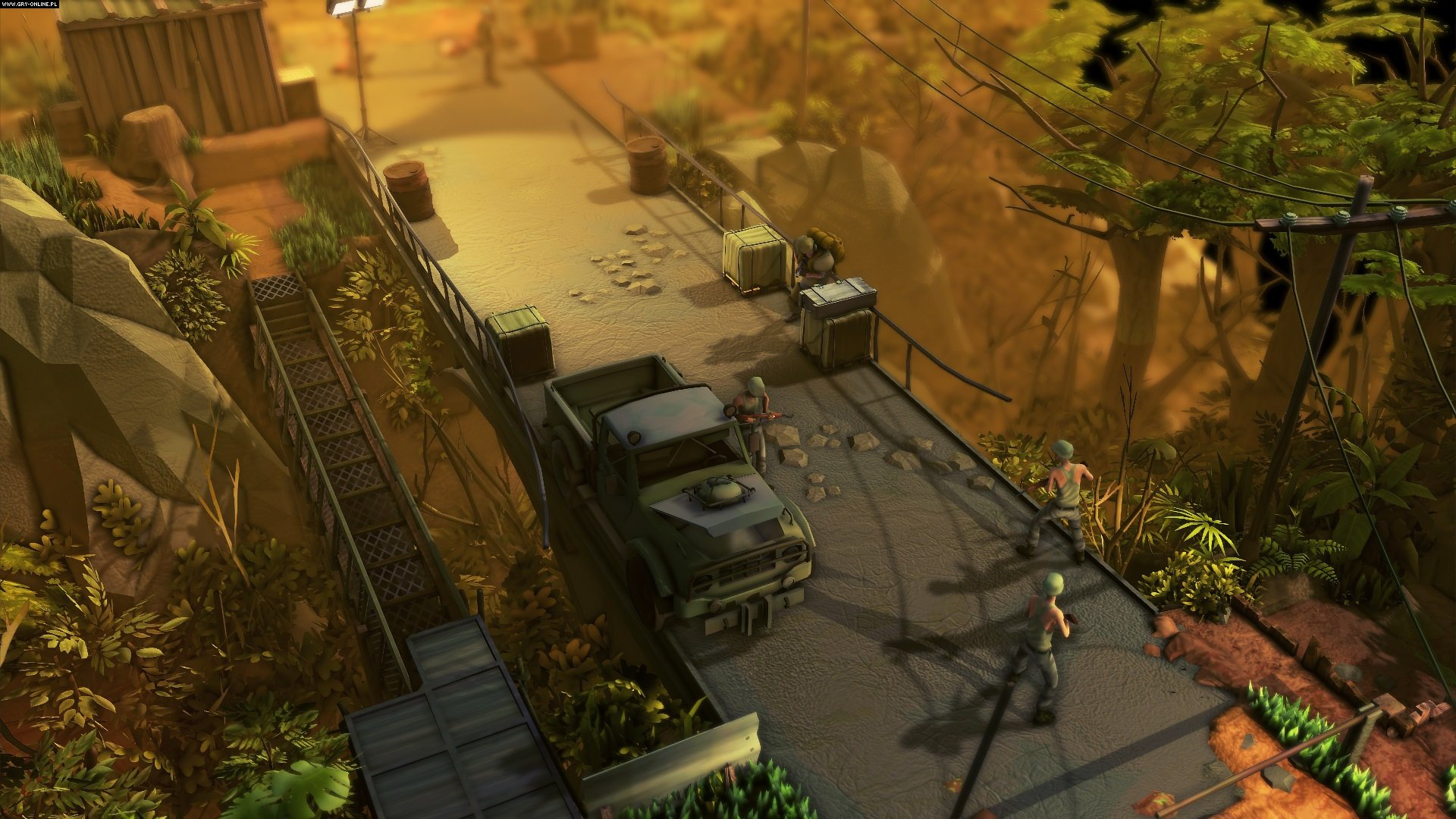 Jagged Alliance: Rage! PC, PS4, XONE Games Image 4/9, HandyGames, THQ Nordic / Nordic Games