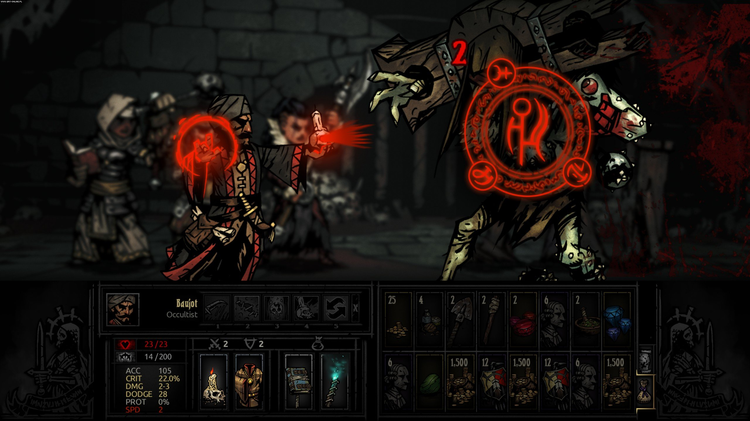 Darkest Dungeon PC, Switch Games Image 9/108, Red Hook Studios