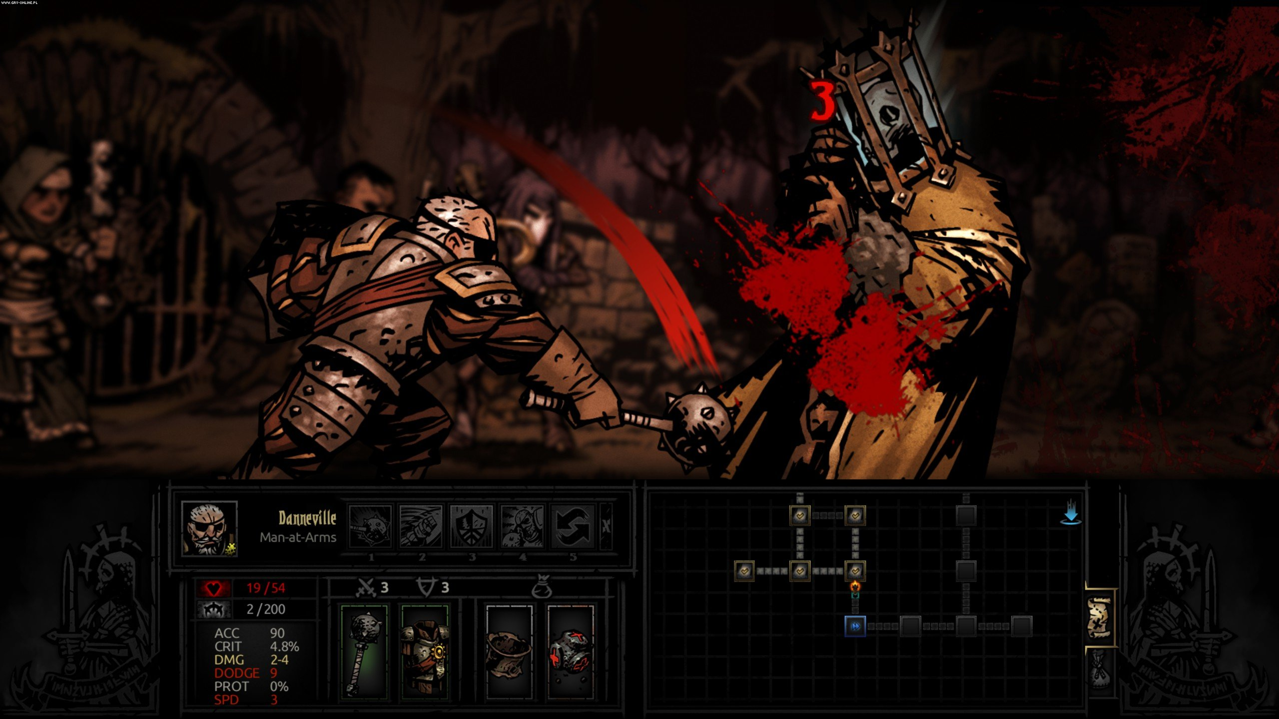 Darkest Dungeon PC, Switch Games Image 5/108, Red Hook Studios