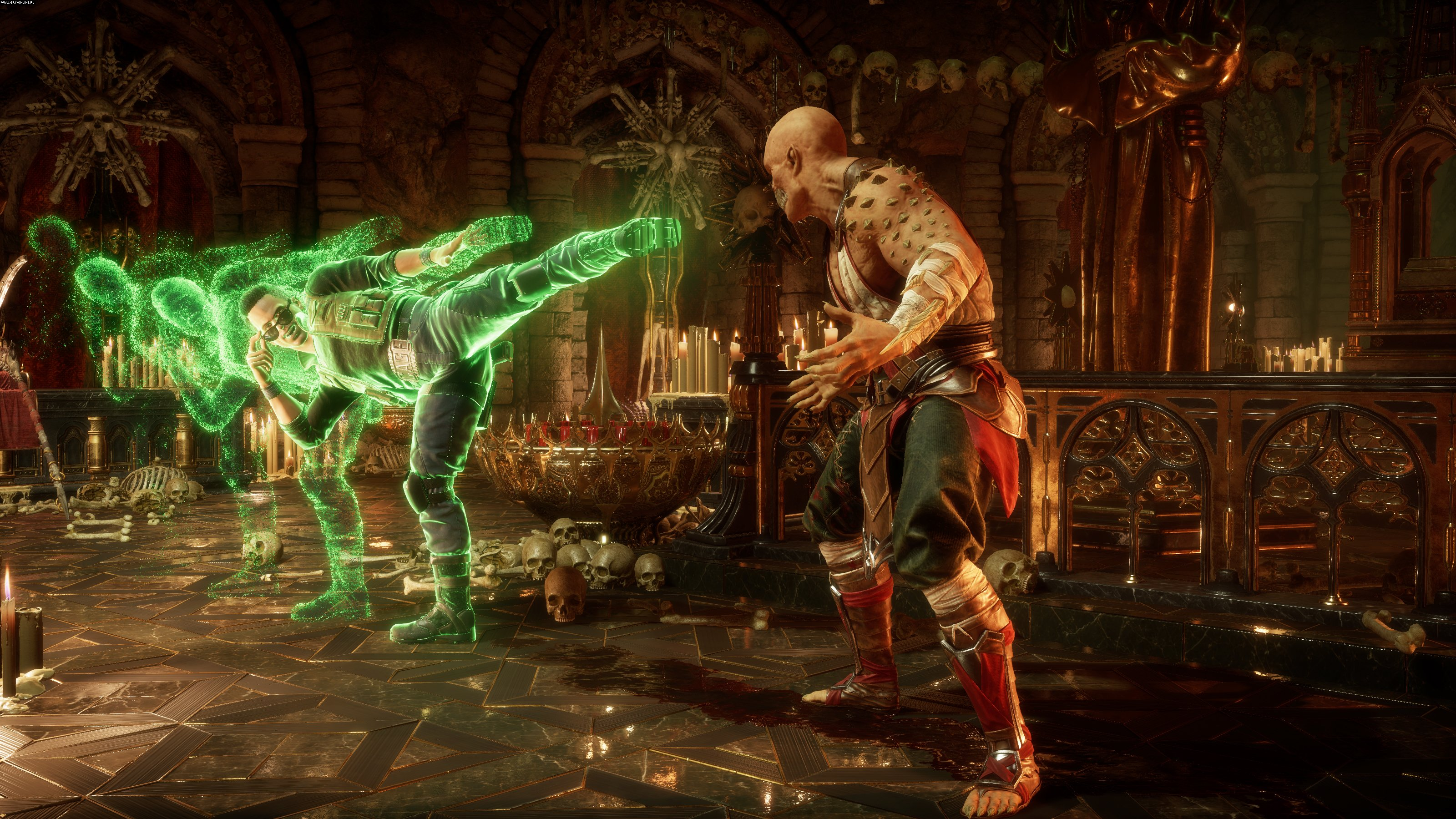 Mortal Kombat 11 PC, PS4, XONE, Switch Games Image 1/17, NetherRealm Studios , Warner Bros. Interactive Entertainment