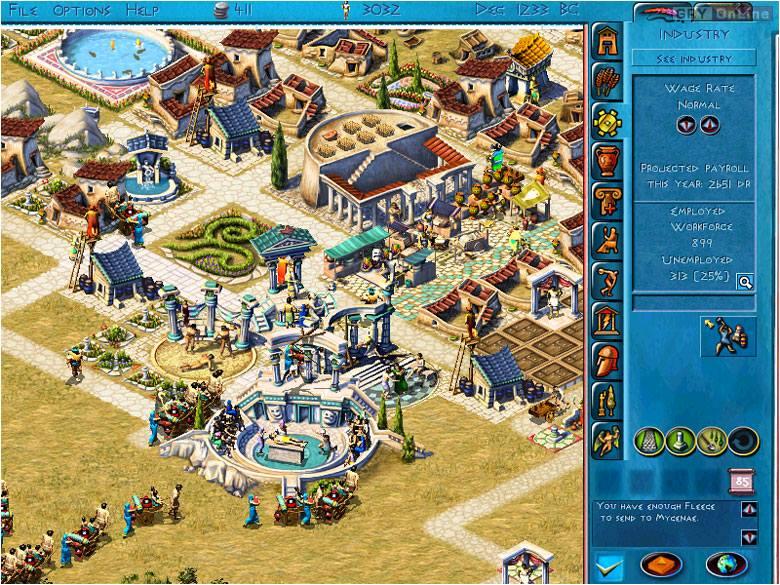 Zeus City Builder