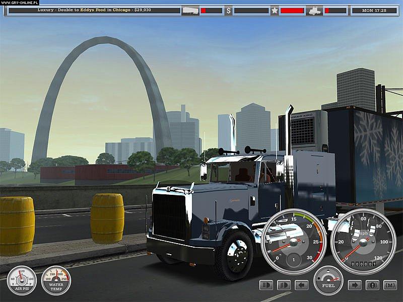 18 wheels of steel haulin pc