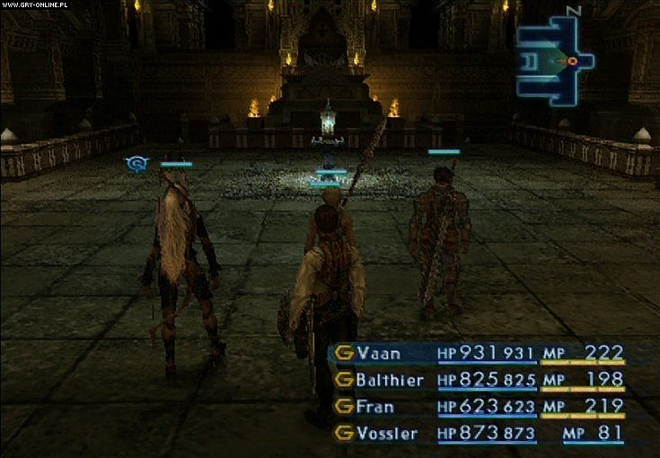 Final Fantasy XII PS2 Games Image 5/17, Square-Enix, Square-Enix / Eidos