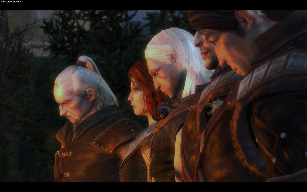 The Witcher PC Games Image 2/71, CD Projekt RED, Atari / Infogrames