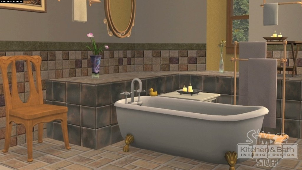 The Sims 2 Kitchen Bath Interior Design Stuff Screenshots Gallery Screenshot 4 14
