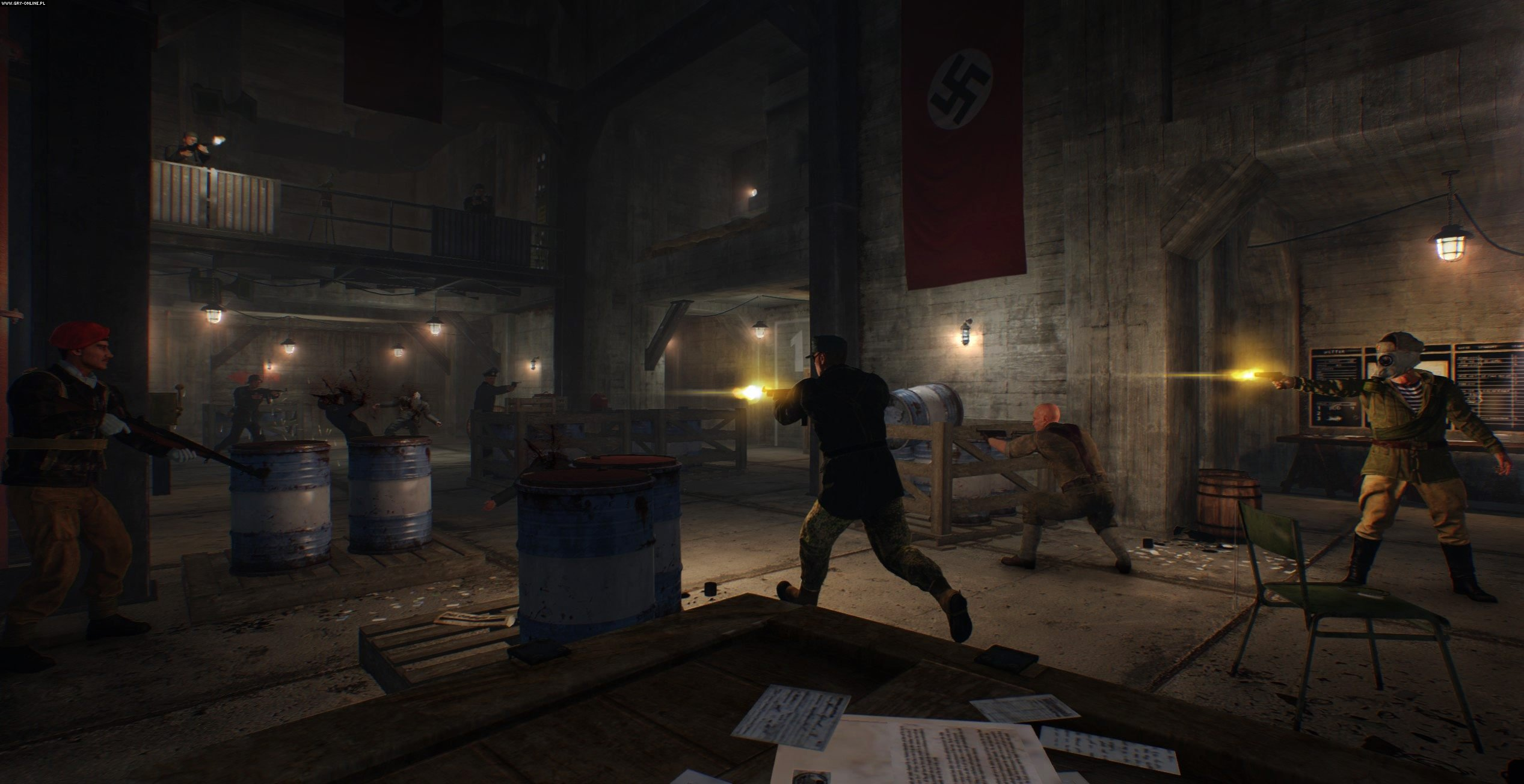 RAID: World War II PC, PS4, XONE Games Image 8/8, Lion Game Lion, Starbreeze AB