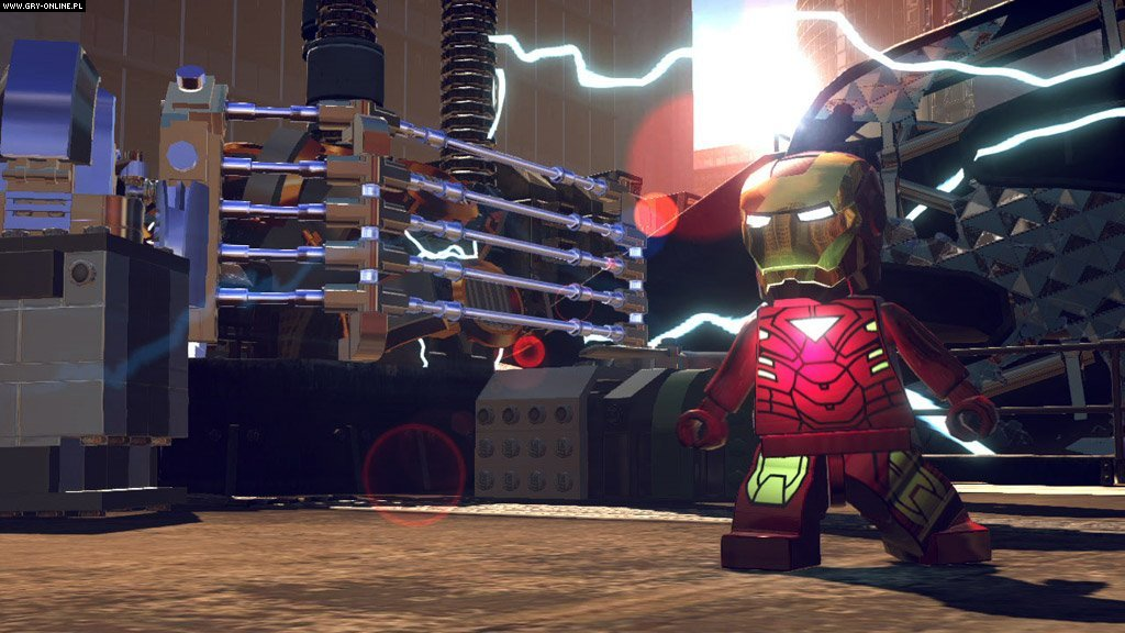 LEGO Marvel Super Heroes PC, X360, PS3, WiiU Games Image 8/18, Traveller's Tales, Warner Bros. Interactive Entertainment