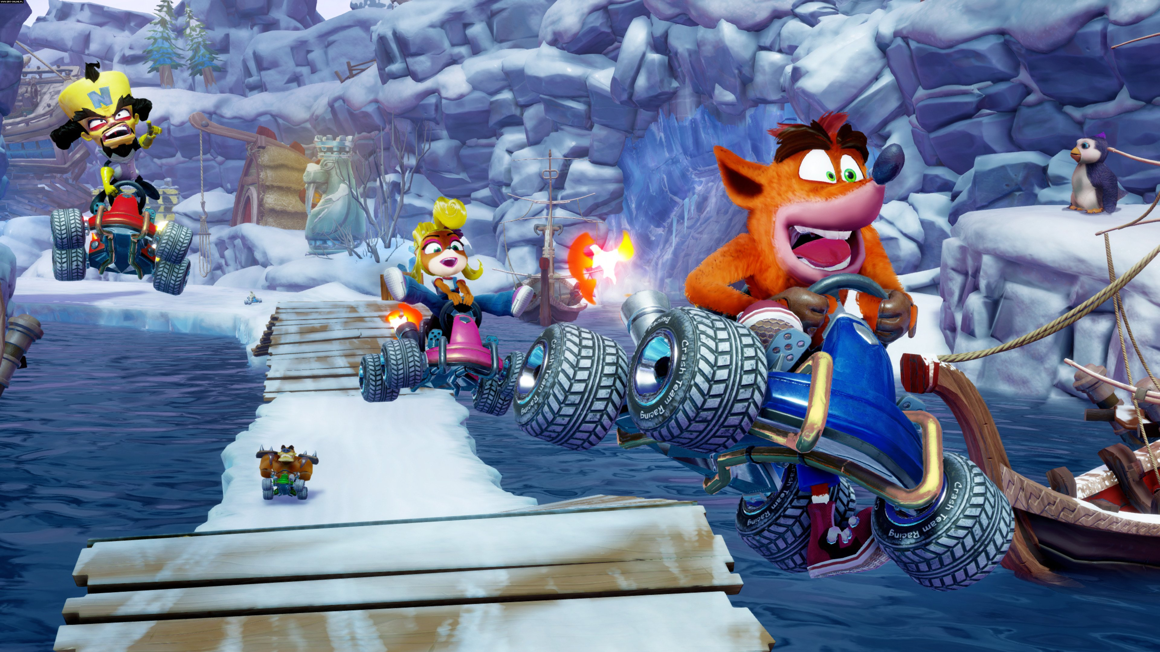 Crash Team Racing Nitro-Fueled PS4 Games Image 24/24, Beenox Inc., Activision Blizzard