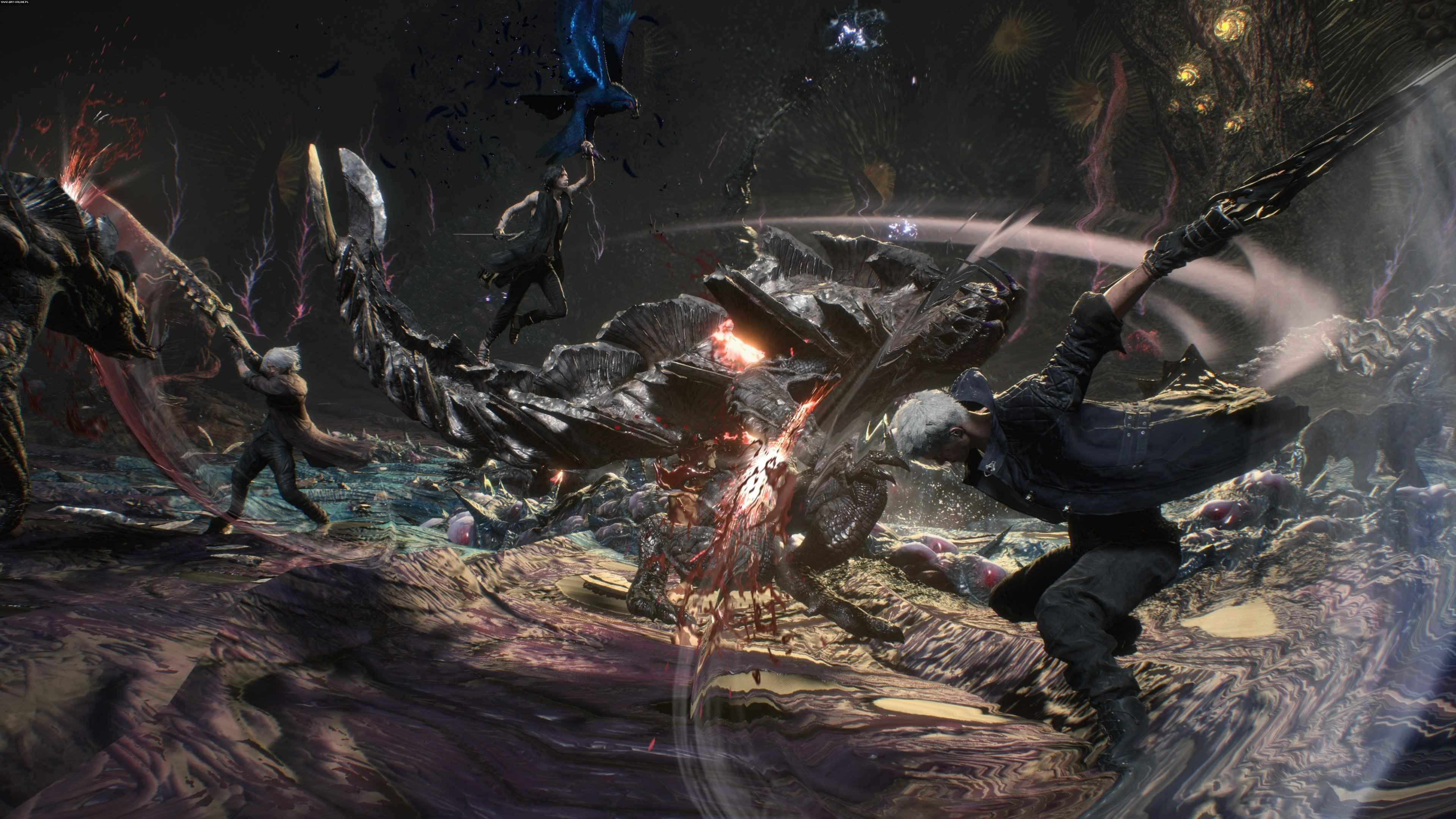 Devil May Cry 5 PC, PS4, XONE Games Image 18/81, Capcom