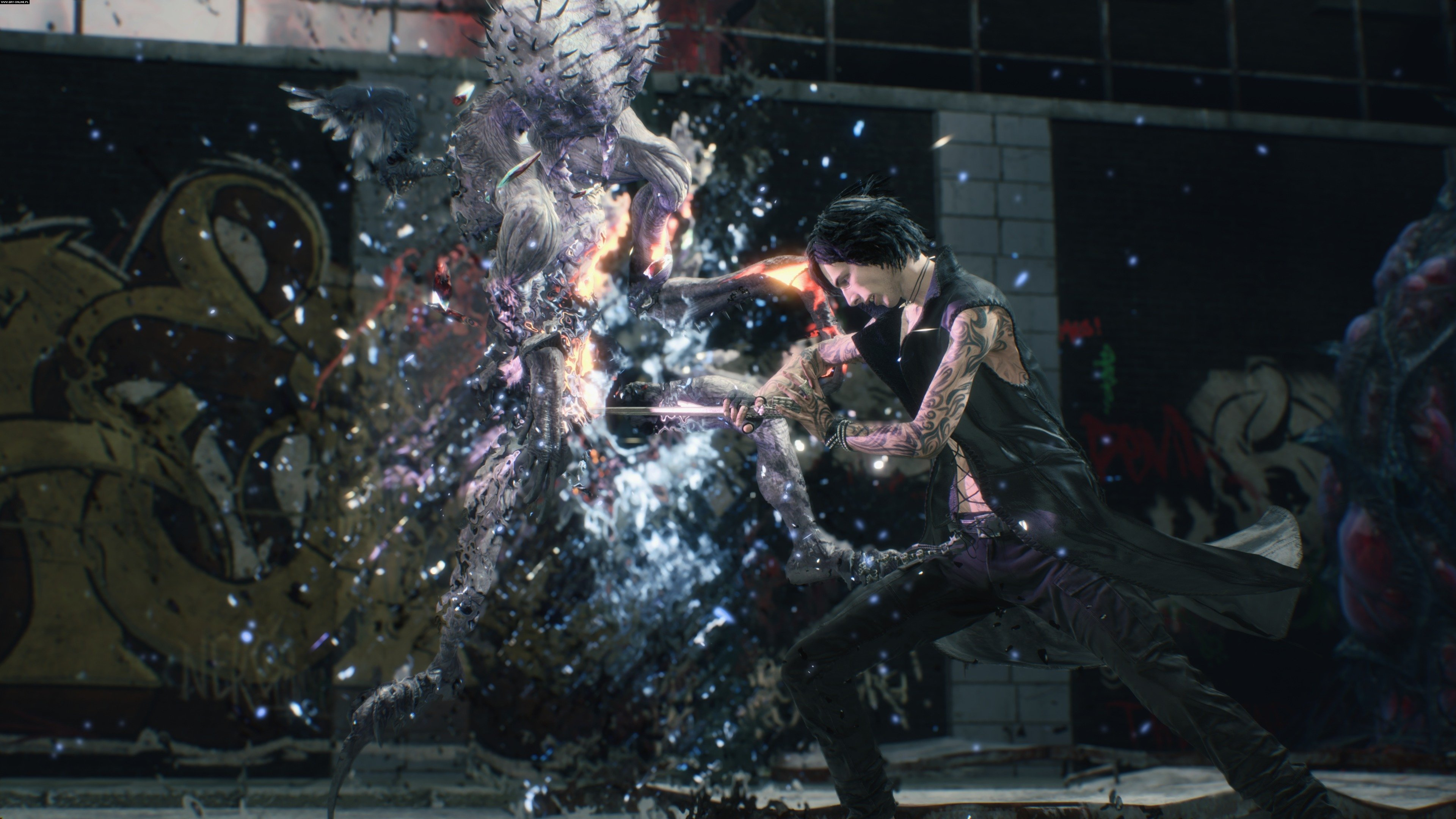 Devil May Cry 5 PC, PS4, XONE Games Image 17/81, Capcom
