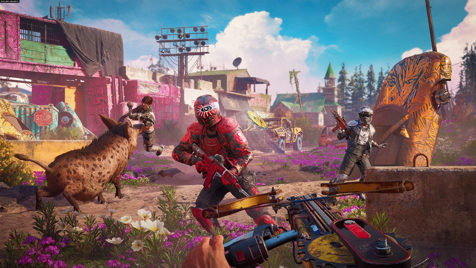 Far Cry: New Dawn PC, PS4, XONE Games Image 5/9, Ubisoft