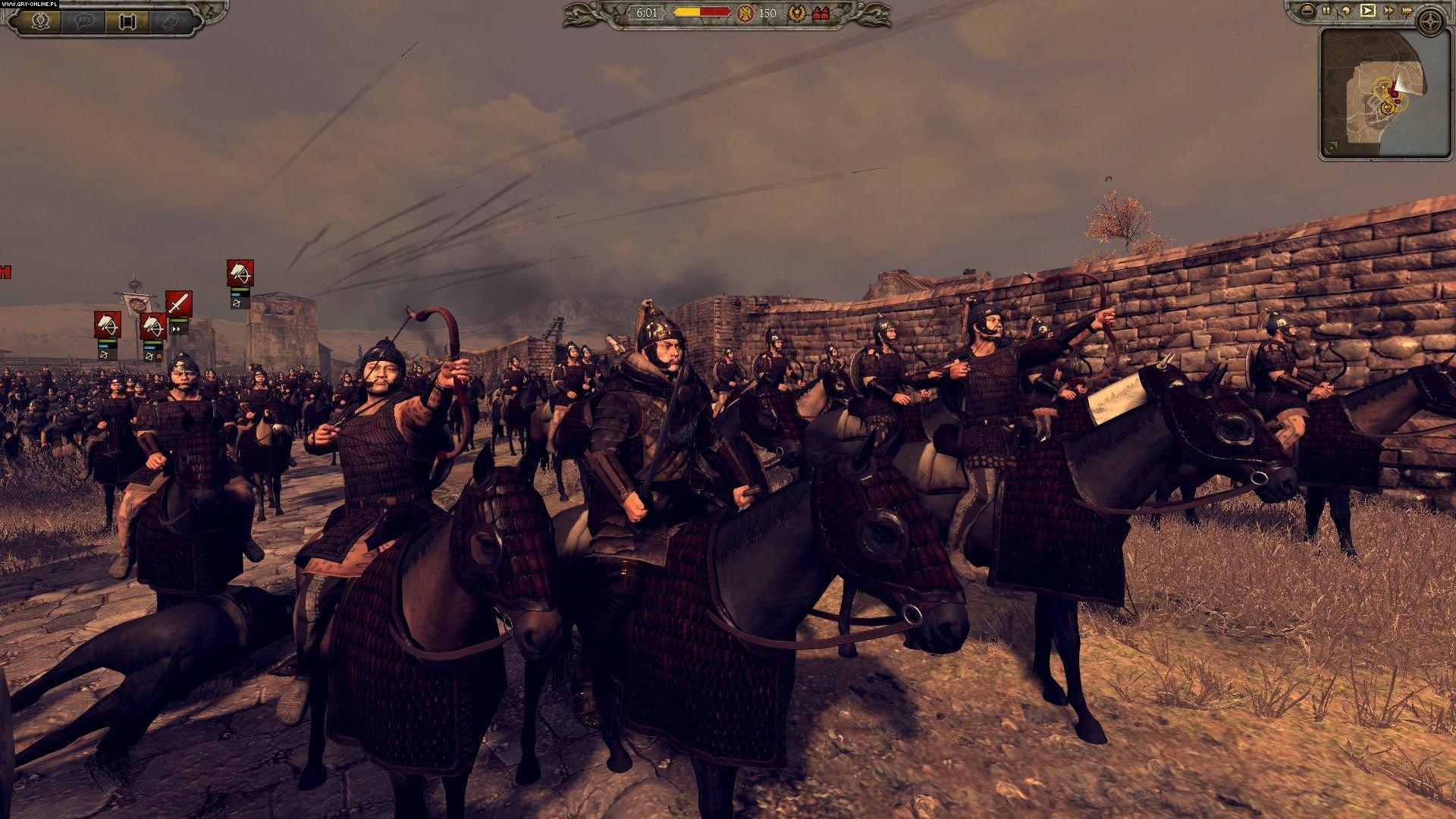 база лучшая армия аттила тотал вар панели