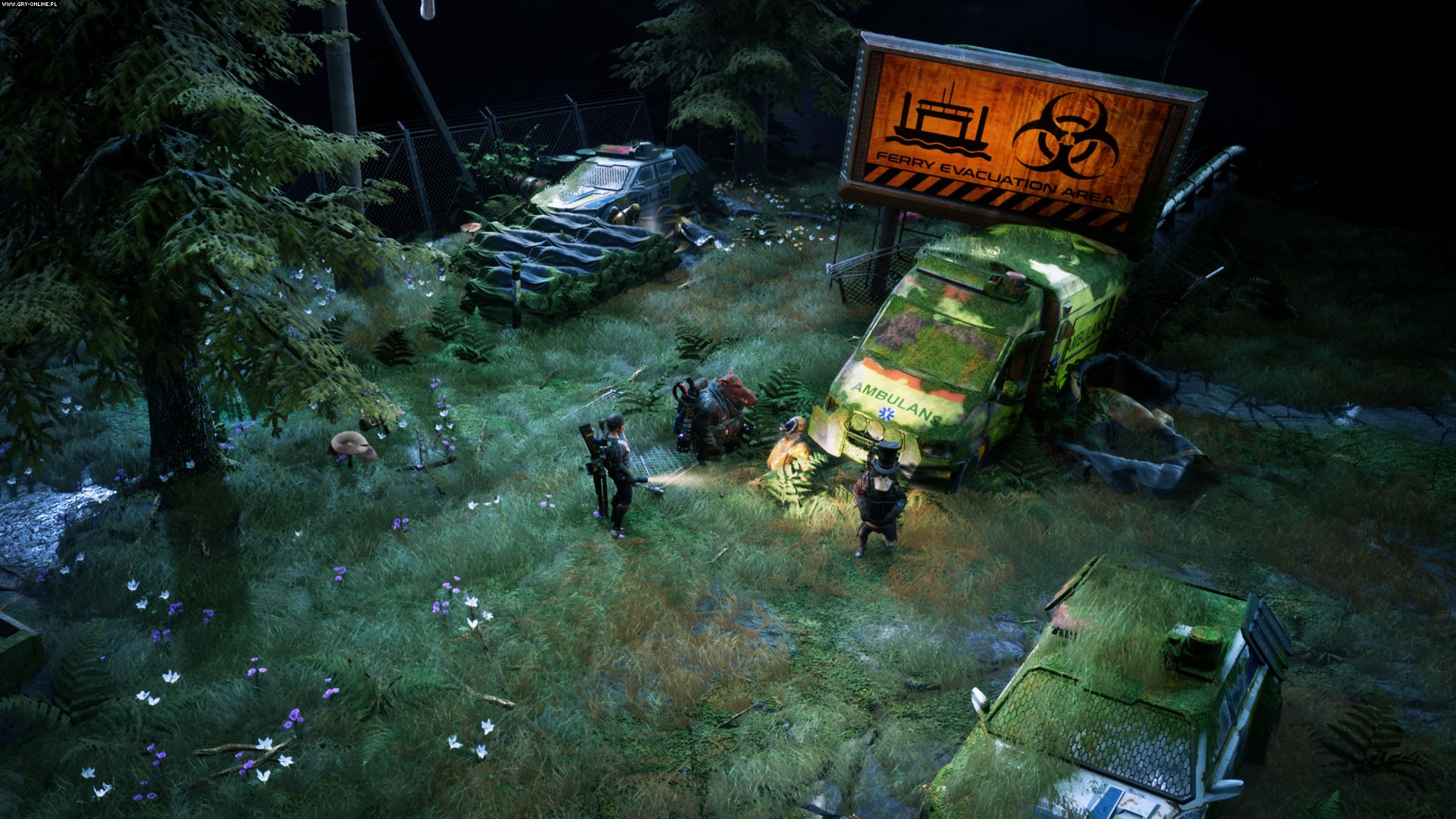 Mutant Year Zero: Road to Eden PC, PS4, XONE Games Image 19/31, The Bearded Ladies, FunCom