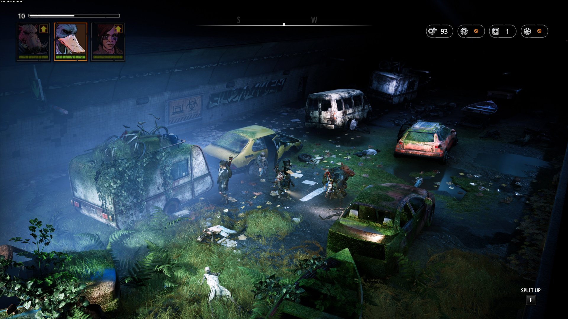 Mutant Year Zero: Road to Eden PC, PS4, XONE Games Image 17/31, The Bearded Ladies, FunCom