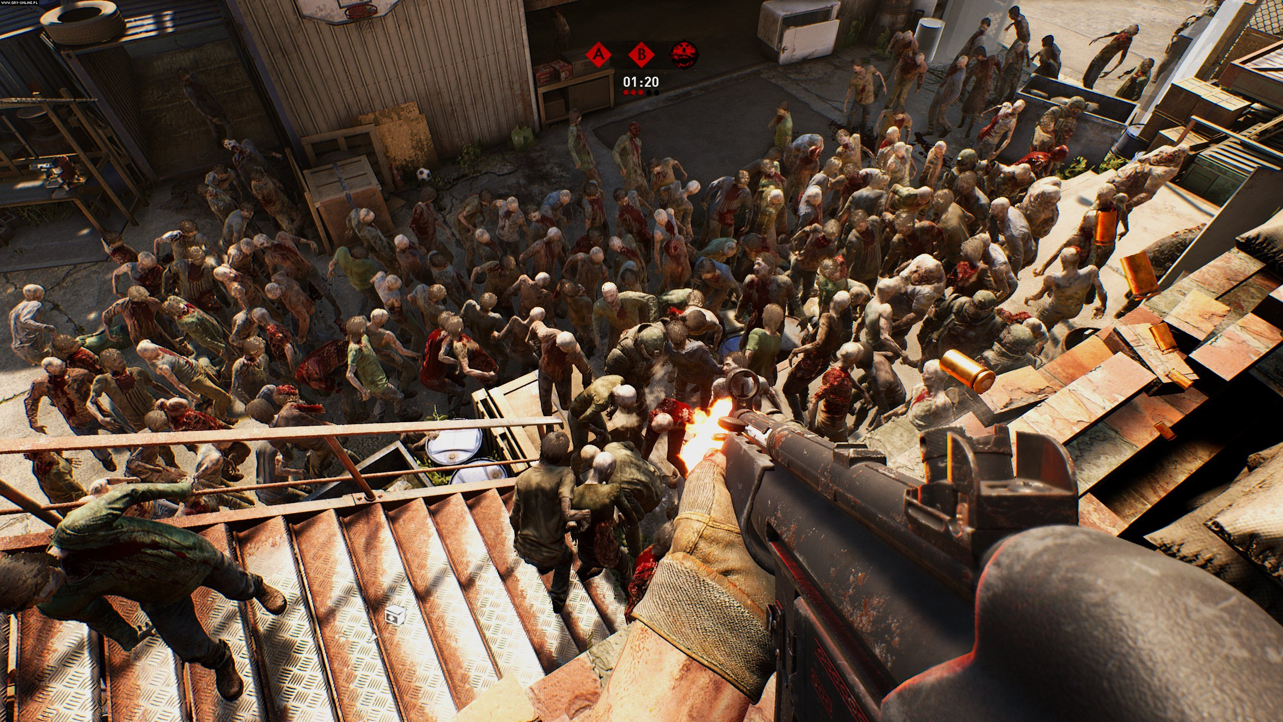 OVERKILL's The Walking Dead PC, PS4, XONE Games Image 22/47, OVERKILL Software, 505 Games