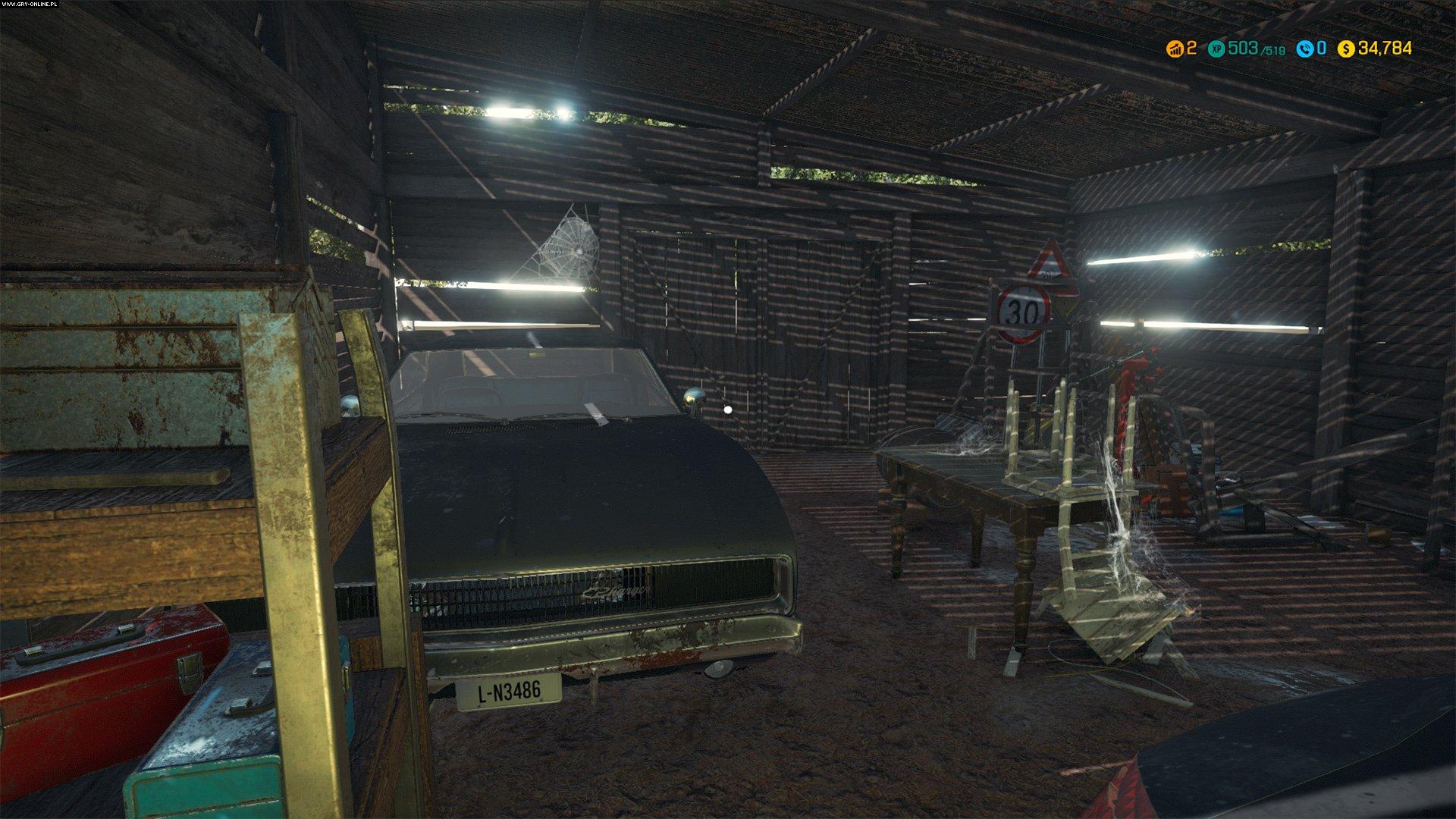 car mechanic simulator 2018 screenshots gallery screenshot 1 11. Black Bedroom Furniture Sets. Home Design Ideas
