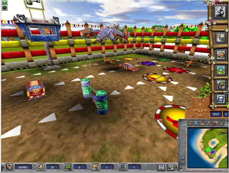 Dino Island - screenshots gallery - screenshot 5/31 ...