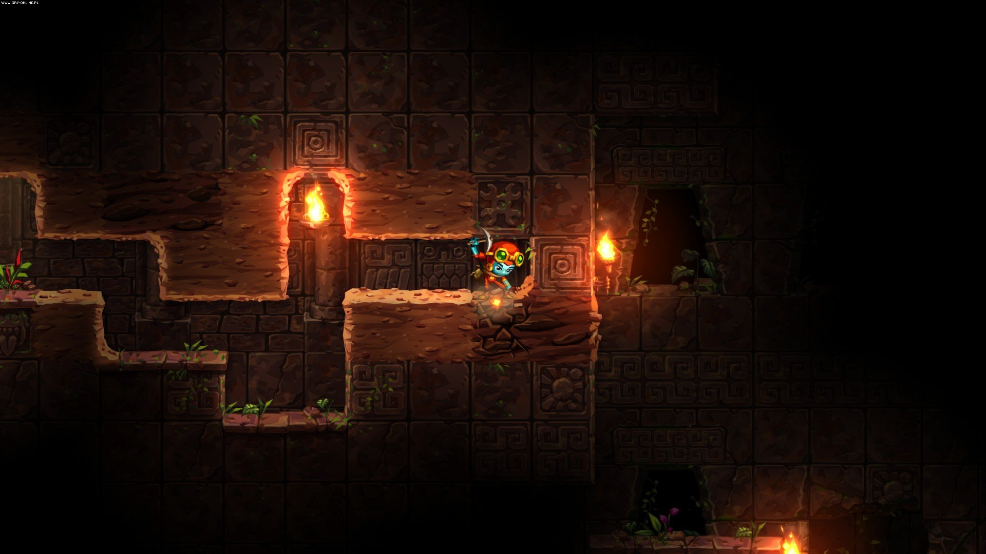 SteamWorld Dig 2 PC, PS4, Switch Games Image 28/28, Image & Form