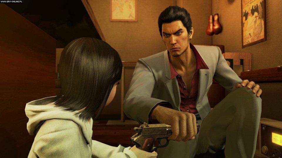 Yakuza Kiwami PS4 Games Image 4/7, SEGA