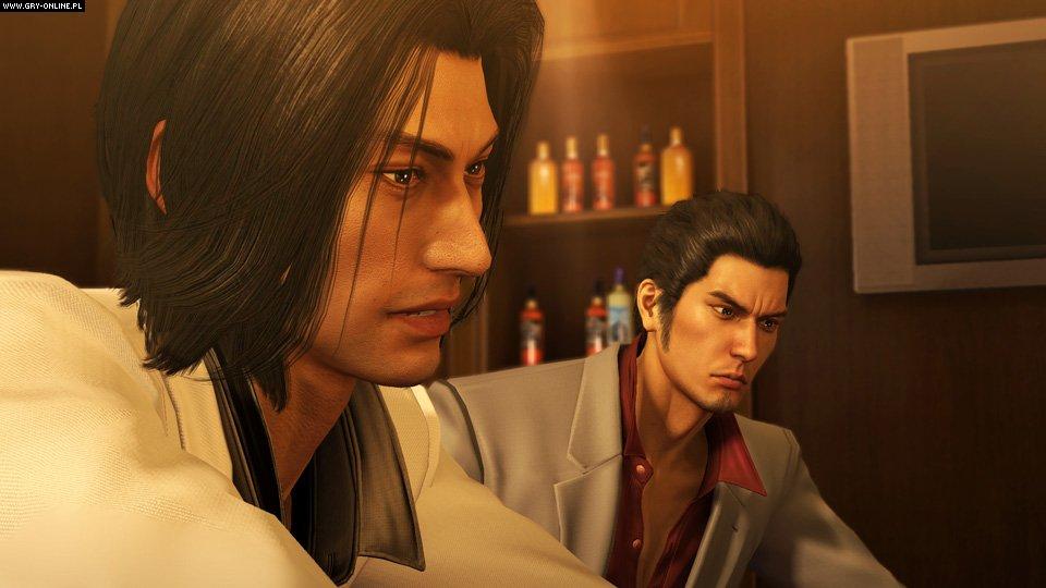 Yakuza Kiwami PS4 Games Image 1/7, SEGA