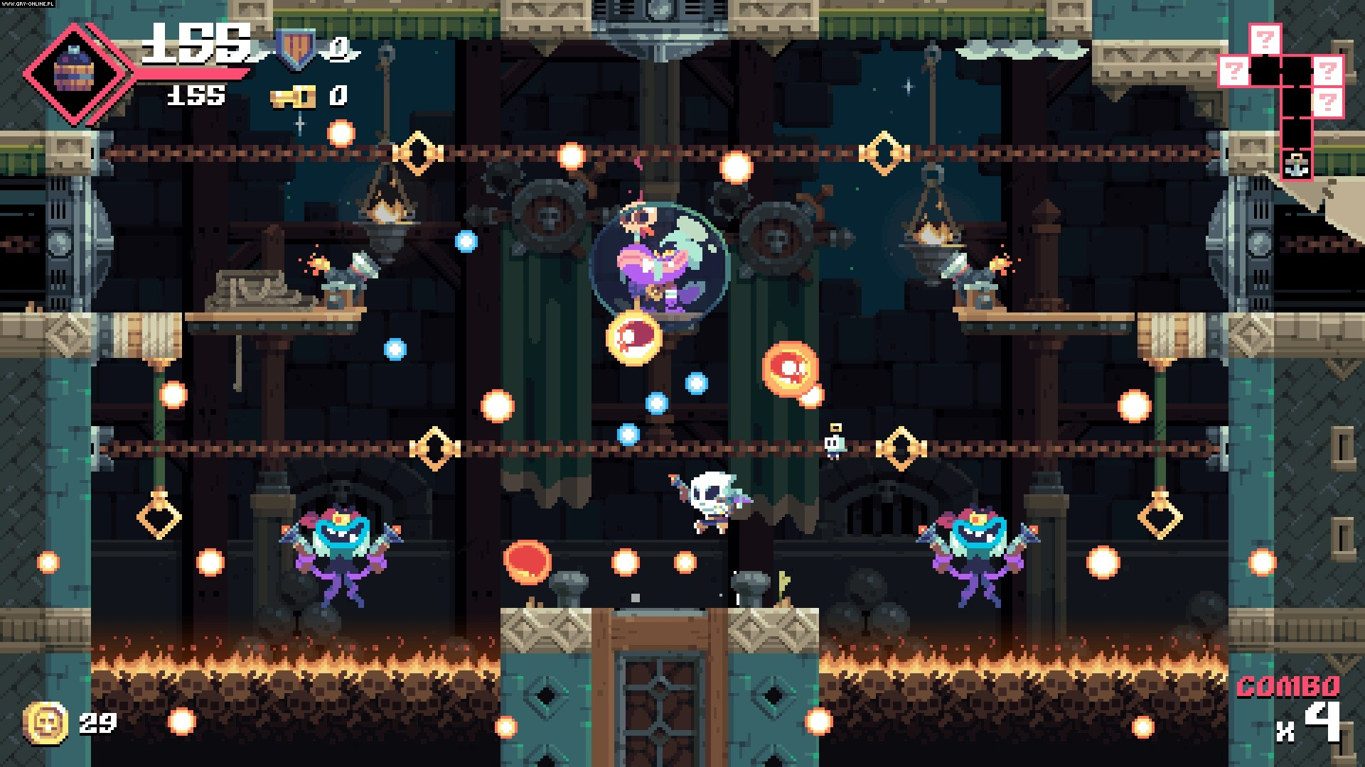 Flinthook PC, PS4, XONE, Switch Games Image 8/8, Tribute Games
