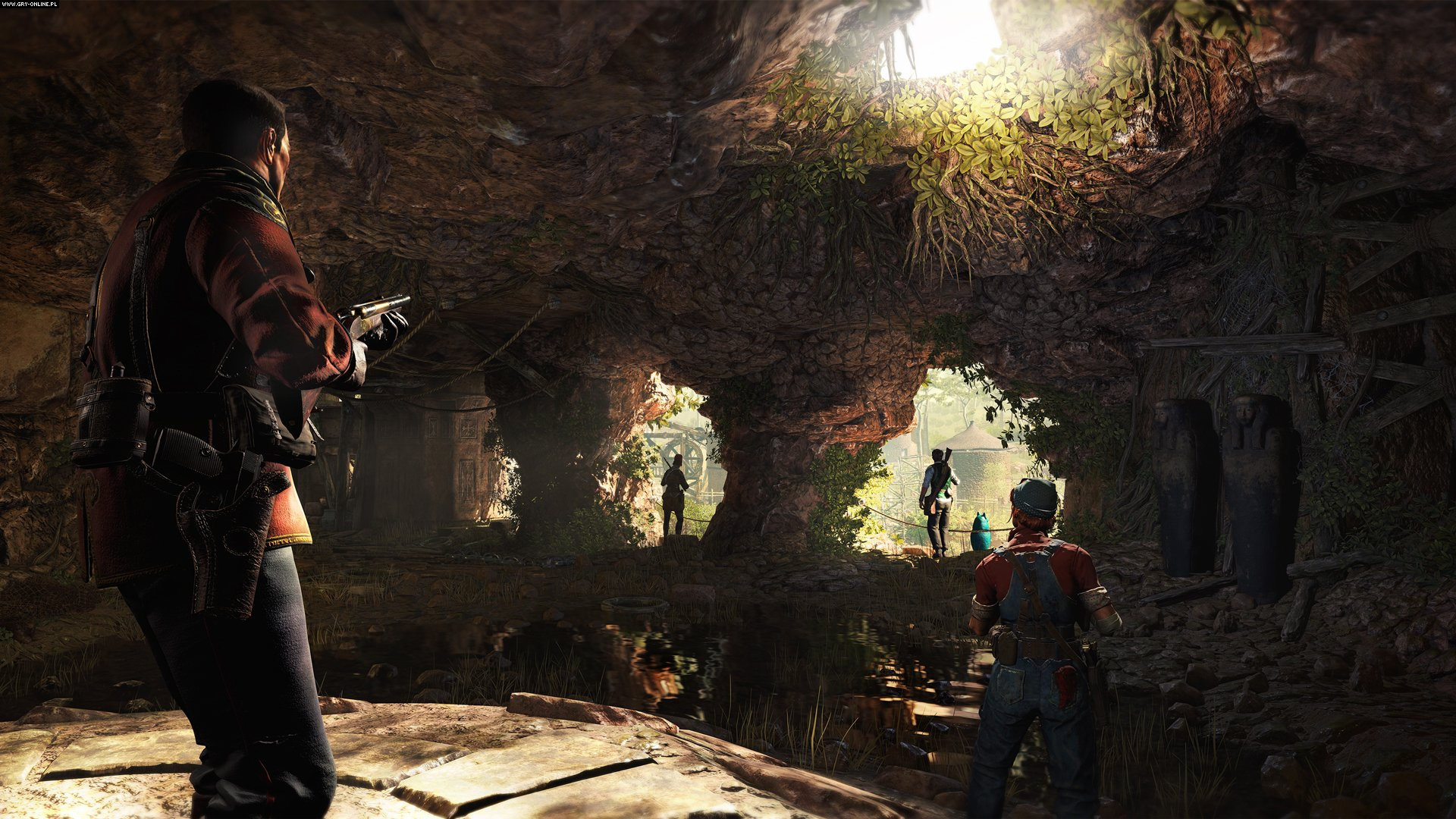 Strange Brigade PC, PS4, XONE Games Image 2/9, Rebellion