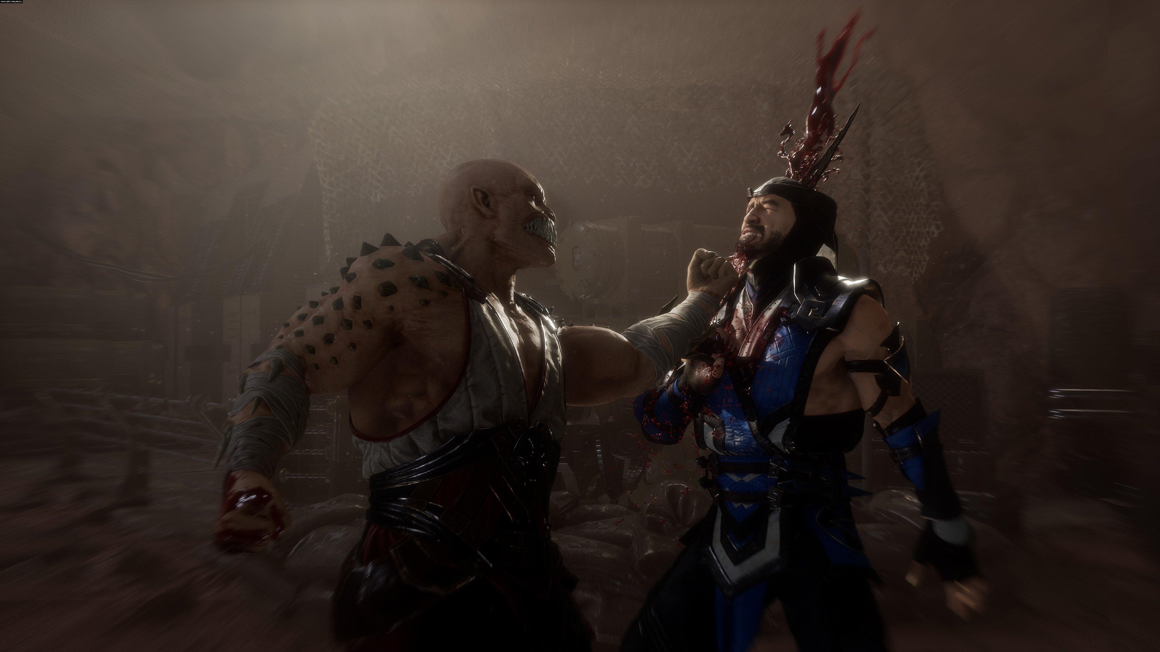 Mortal Kombat 11 download PC | Bandits Game - Download and hack
