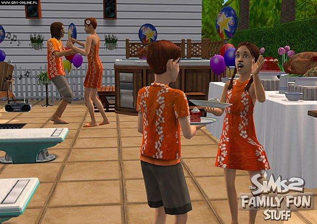 The Sims 2 Family Fun Stuff PC Games Image 10 EA Maxis