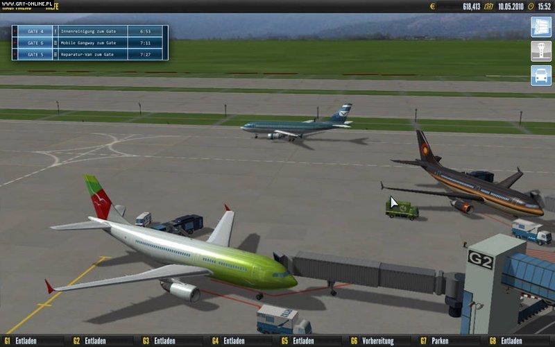 Airport Simulator PC Games Image 7/9, UIG Entertainment, Layernet