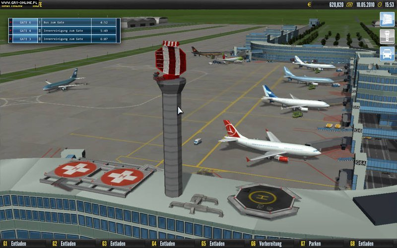 Airport Simulator PC Games Image 4/9, UIG Entertainment, Layernet