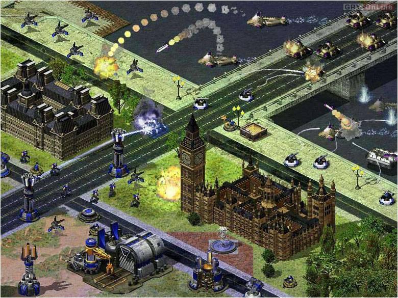 Red Alert 2 Yuris Revenge Free Download Full PC Game