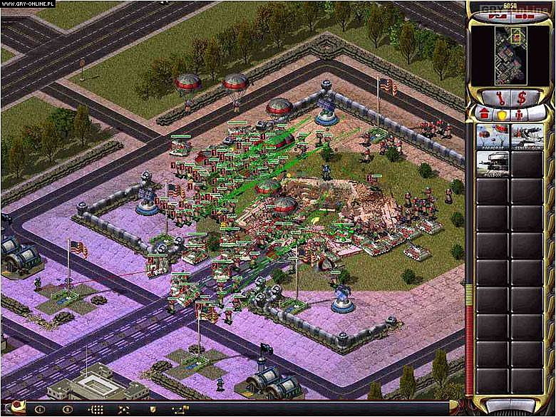 Command & Conquer: The First Decade - screenshots gallery