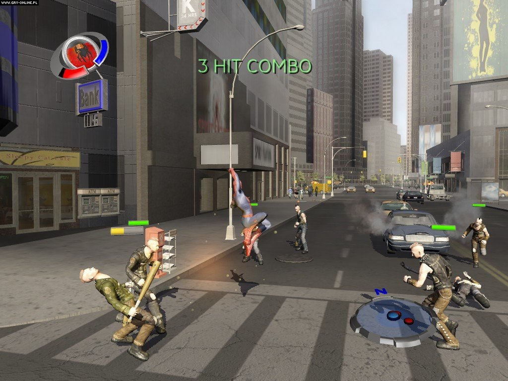 Spider Man 3 игра на пк скачать торрент - фото 2