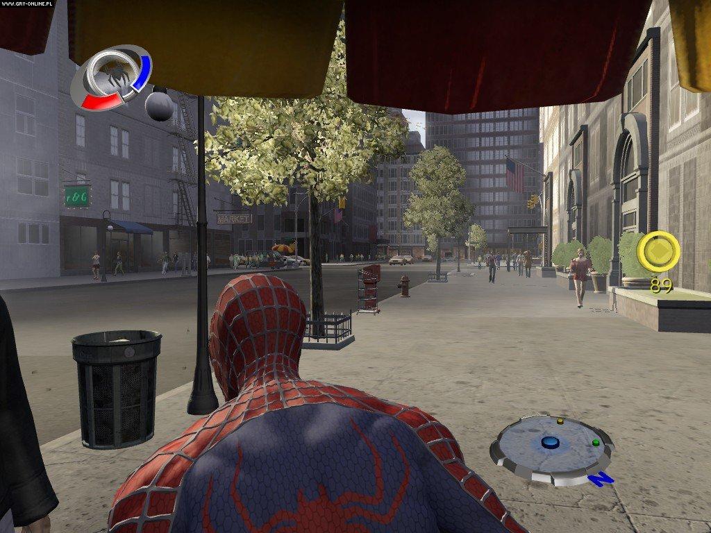 spider-man 3: the game - screenshots gallery - screenshot 5/67
