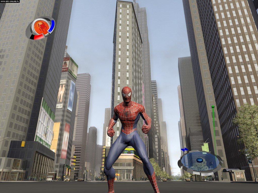 Скачать игру spider man 3 на пк