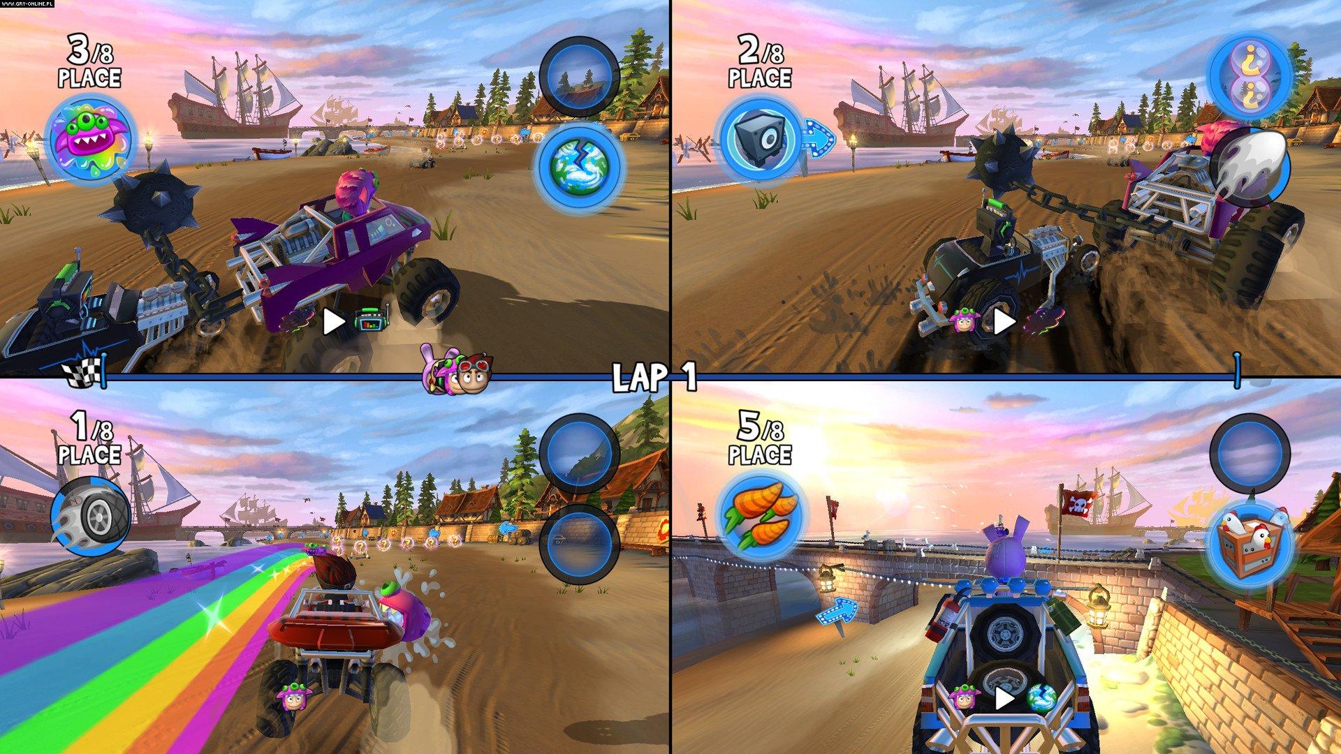 Beach Buggy Racing 2: Island Adventure PC Download!