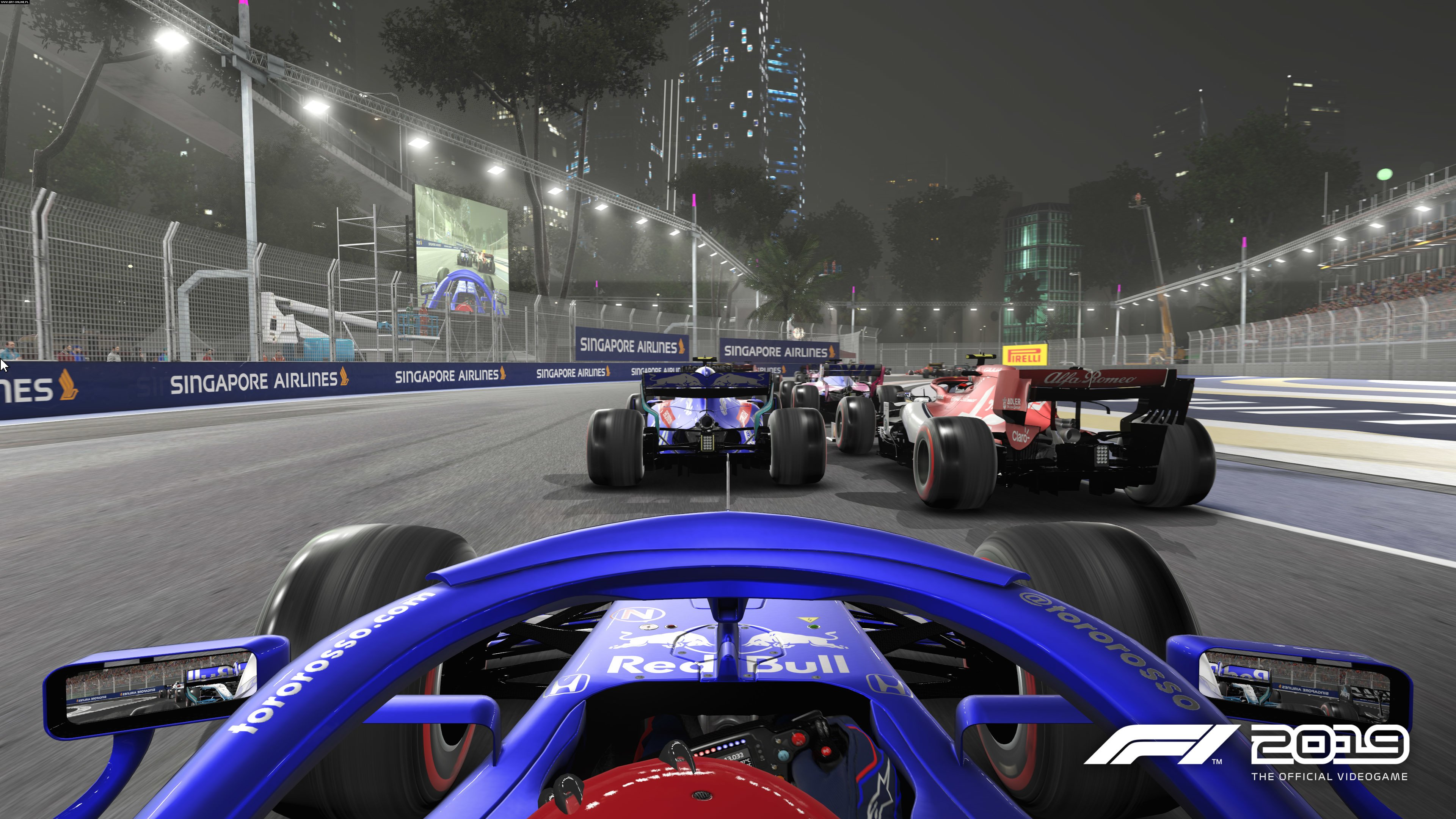 F1 2019 PC, PS4, XONE Games Image 13/62, Codemasters Software