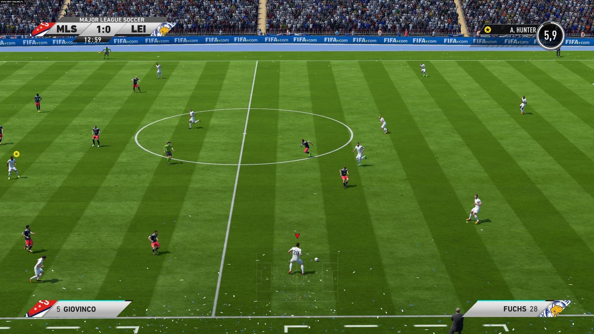 FIFA 18 PC PS4 XONE Games Image 26 49 EA Sports