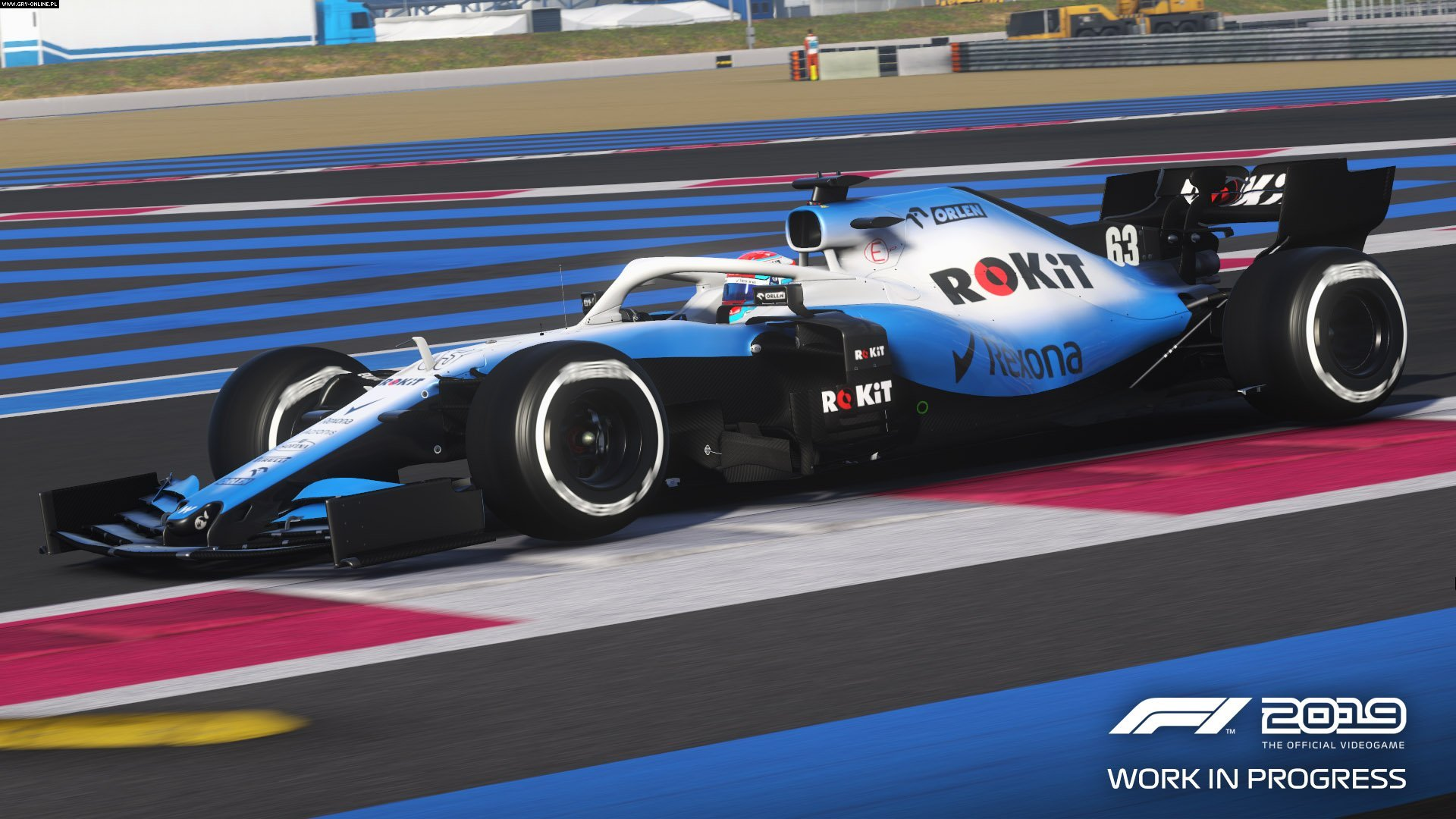 F1 2019 PC, PS4, XONE Games Image 10/62, Codemasters Software